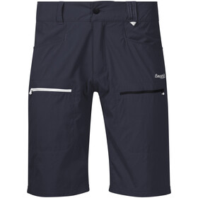 Bergans Utne Shorts Herrer, dark navy/aluminium
